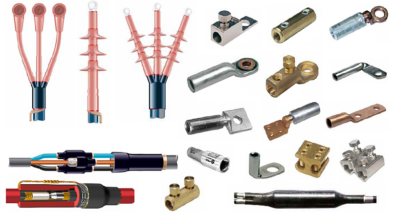 High Voltage Cable Termination Kits : Electrical parts engineering co ltd we are with your